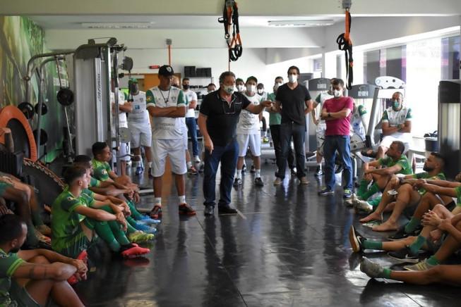 Título, recorde e Copa do Brasil: o que está em jogo para o América na reta final da Série B
