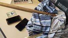Homem é preso e confessa homicídio do próprio irmão em Carmo do Cajuru, diz PM