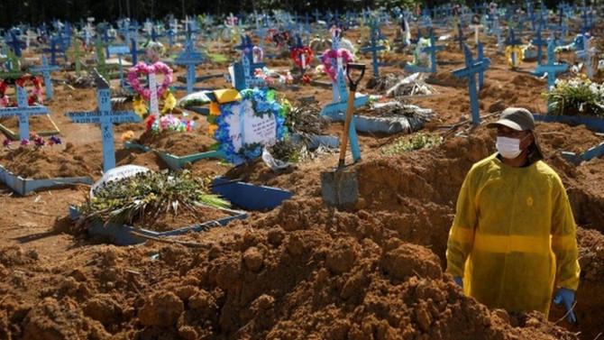 Covid-19: Brasil deve enfrentar pior fase da pandemia nas próximas semanas