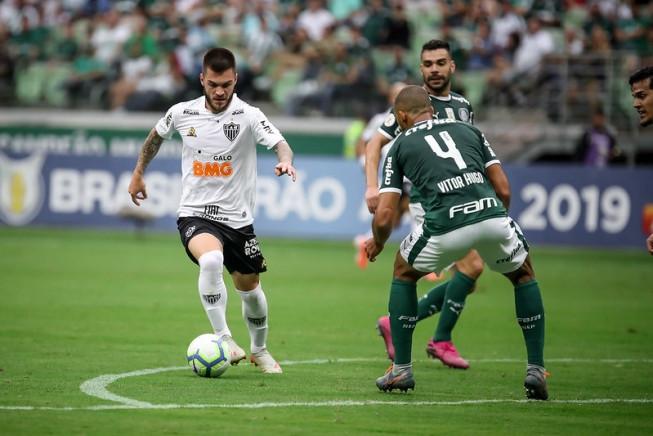 Jejum de três: contra o Palmeiras, Atlético tentará quebrar série sem vitórias, e Nathan, a sem gols