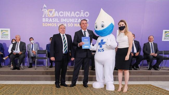 Plano de vacinação contra covid-19: governo negocia 350 milhões de doses e cita compra da Coronavac
