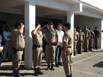 23º BPM - Itaúna: Solenidade de entrega de Viaturas e apresentação dos novos Soldados