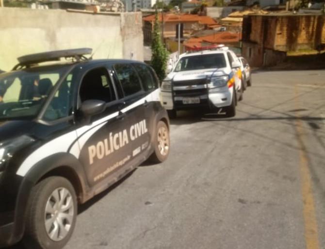 Polícia Civil conclui inquérito de investigação de homicídio em Itaúna