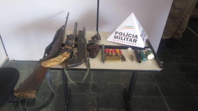 Operação 'Guardião' é realizada pela PM em cidades da região Centro-Oeste de MG