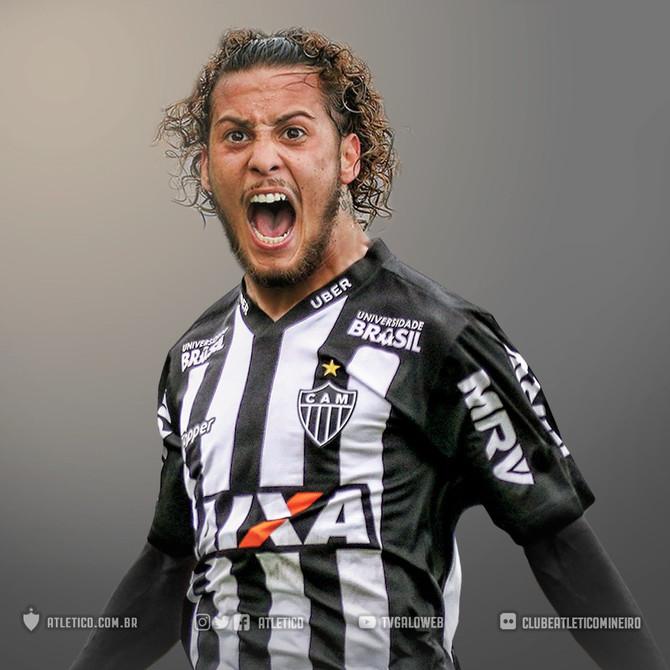 Atlético anuncia lateral-direito Guga como segundo reforço para o elenco de 2019