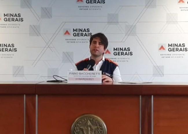 Secretário de Saúde pede colaboração dos mineiros para evitar aglomeração na Semana Santa