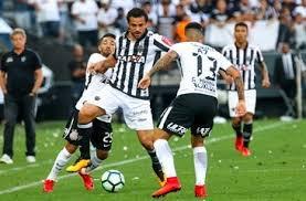 Derrota do Botafogo melhora um pouco a difícil situação do Atlético na briga pela Libertadores