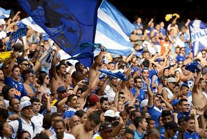 Cruzeiro concede 50% de desconto no preço do ingresso para torcida no 1º jogo da final