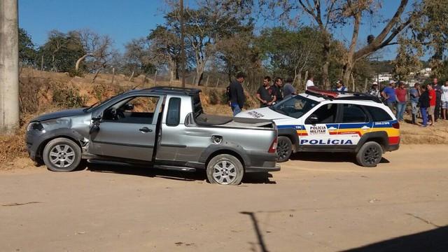 Criminosos em fuga atropelam mulheres em Divinópolis