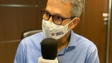 Governador afirma que todos os mineiros vão ser vacinados contra a covid-19 até o meio do ano