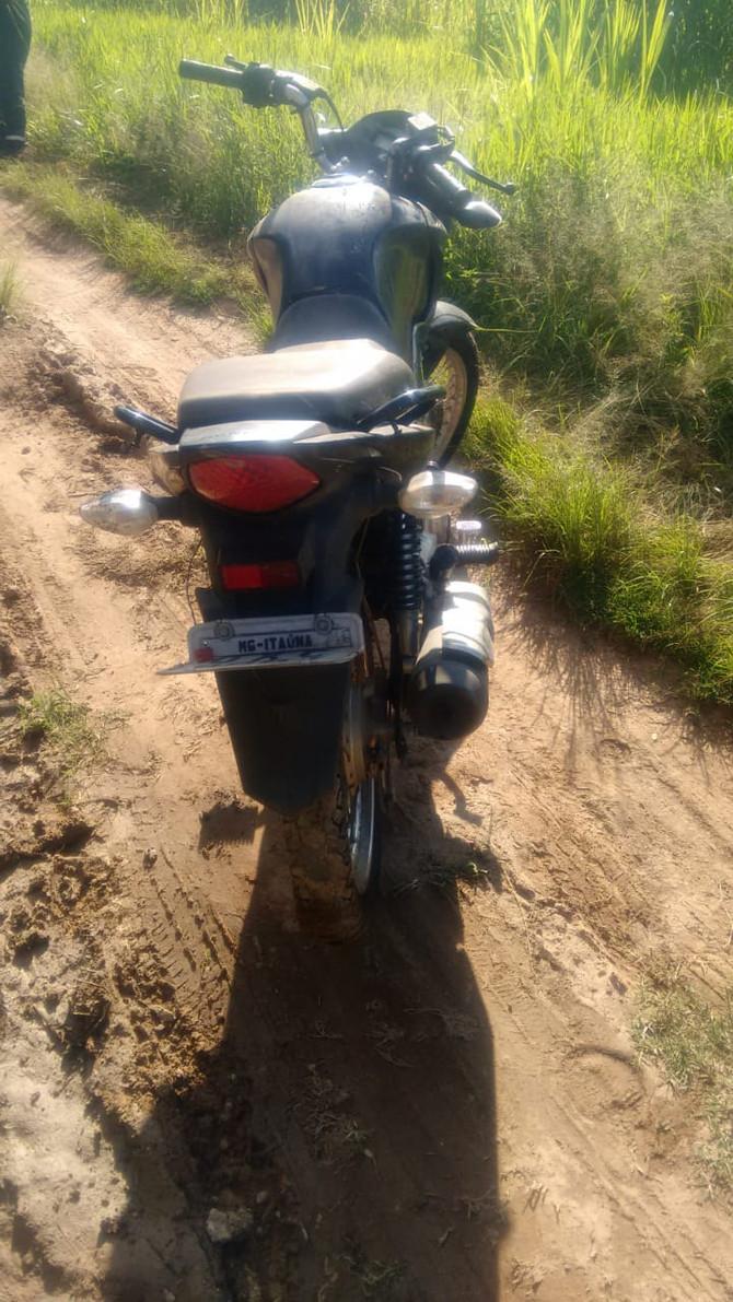 Polícia Militar de Itaúna recupera motocicletas furtadas