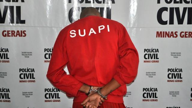Suspeito de crimes e um dos mais procurados de Betim é preso em Itatiaiuçu