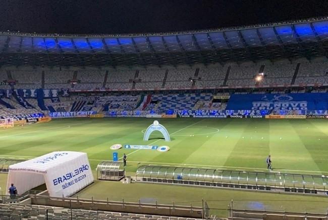 Justiça homologa acordo entre Cruzeiro e Minas Arena sobre dívidas de uso do Mineirão