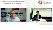 Ministério da Saúde reforça colaboração para compra de 30 milhões de doses