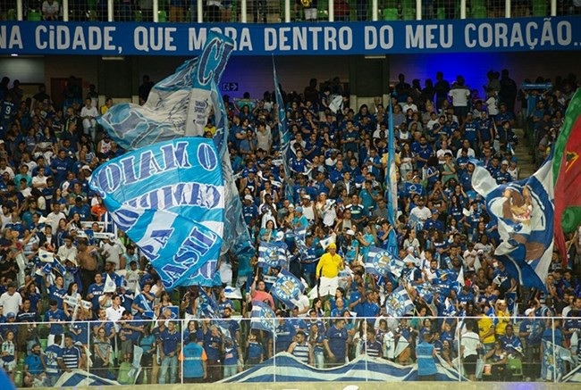 Cruzeiro inicia nesta quarta venda de ingressos para clássico contra América, no Horto