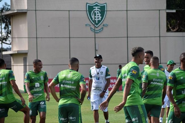 Em busca de inédita final, América recebe Palmeiras pela semifinal da Copa do Brasil