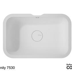 כיור לאמבטיה מסדרת סרניטי דגם 7530