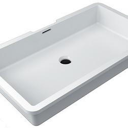 כיור לאמבטיה מלבני דגם 6535
