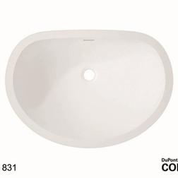 כיור אמבט מסדרת קאלם דגם 831