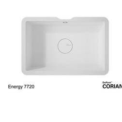 כיור לאמבטיה מסדרת אנרג'י דגם 7720