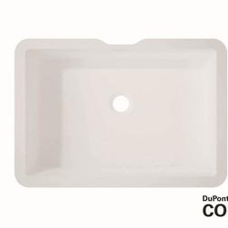 כיור לאמבטיה מסדרת קוואייט דגם 7110