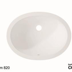 כיור אמבט מסדרת קאלם דגם 820