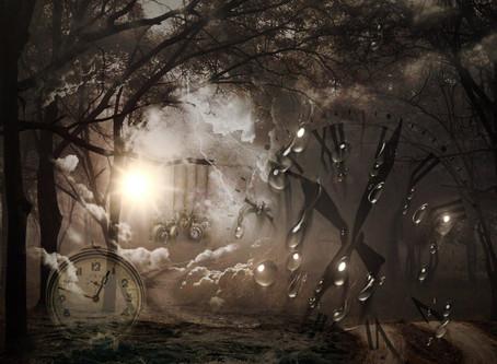 Pri tomto strašidelnom lese by ste žiť nechceli !!!