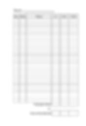 Simple ledger mary roe cas book