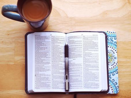 Biblia - Deň po Pesachu