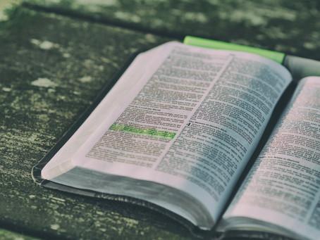 Biblia - 1 deň pred Pesachom