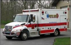 2761, South Haven Fire Dept.