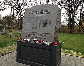 James   Schrock Memorial