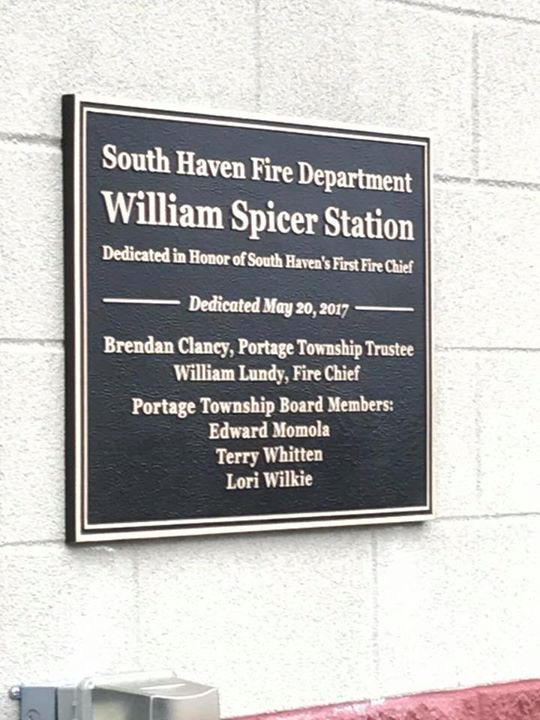 William Spicer Station