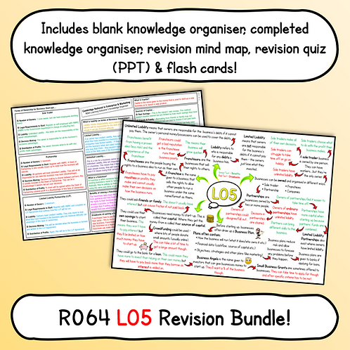 R064 LO5 Revision Bundle