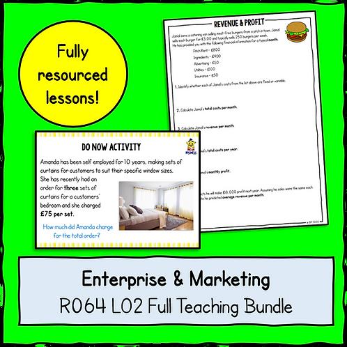 R064 LO2 Teaching Pack Bundle
