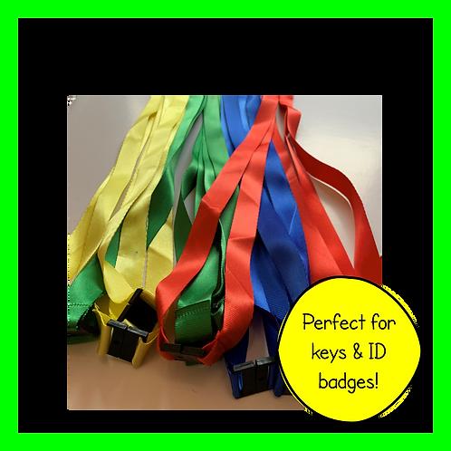 Teachers' Lanyard 4 Pack