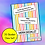 Thumbnail: R064 Student Work Booklet (Class Set of 30)