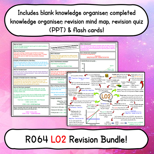 R064 LO2 Revision Bundle