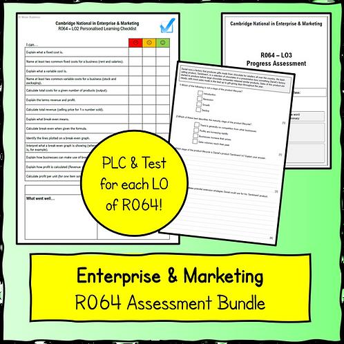 R064 Full Assessment Bundle