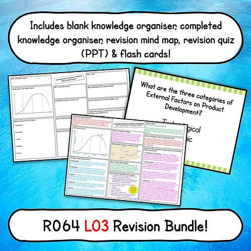 R064 LO3 Revision Bundle