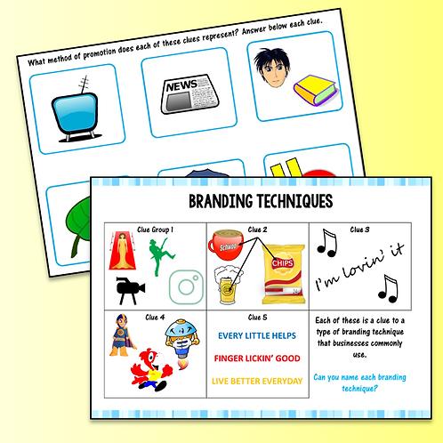 R066 Task 1 Teaching Resources