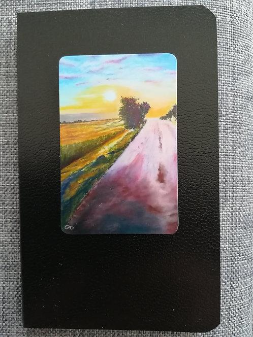 """Carnet """"Route champêtre"""""""