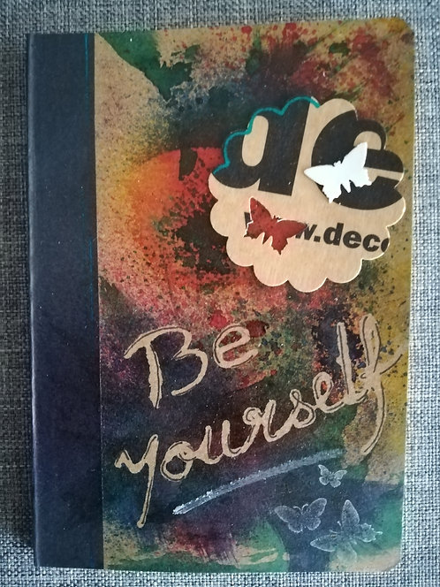 "Carnet ""Be yourself"""