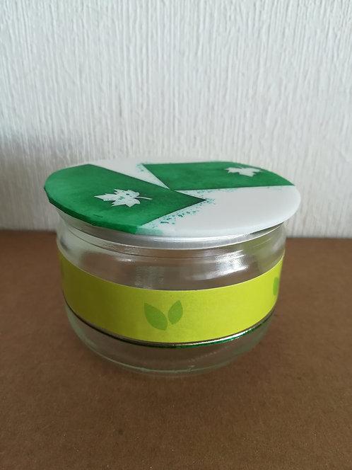 Boîte en verre Greeny