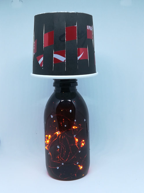 """Lampe """"Coke"""""""