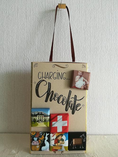 "Porte-chargeur ""Choco"""