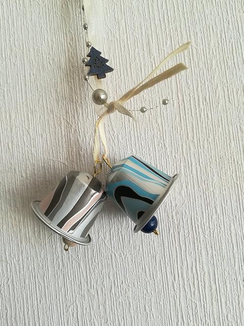 """Clochettes """"Nordic Blue"""""""