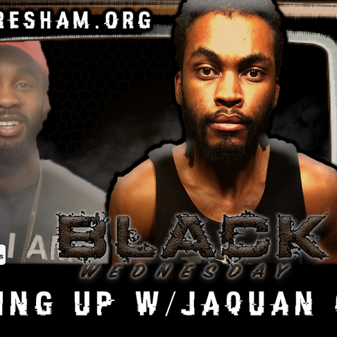 Gresh Unleashed Podcast: Catching Up With Jaquan Grand | Black Wednesday No.3