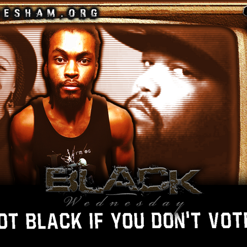 """GRESH UNLEASHED PODCAST: """"YOU AIN'T BLACK IF YOU DON'T VOTE FOR ME"""" 