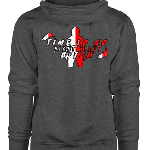 TIME TO GO NIGHT NIGHT (Full Zip Hoodie) - GreshDigiGames